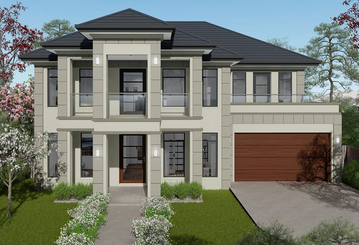 Mirabelle House Land Package